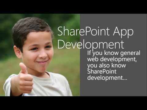 SharePoint 2013 App Model Introduction