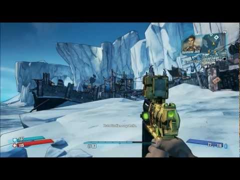 Borderlands 2 - Handsome Jack - Butt Stallion says hello! V2