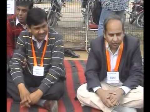 Protest against HUDA and Faridabad Neharpar Builders - Part 1
