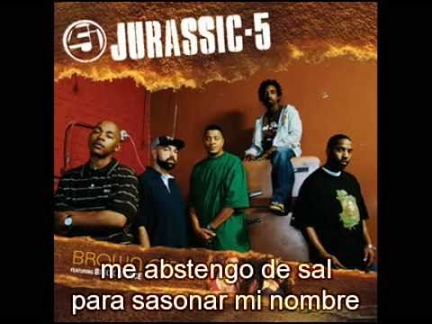 Jurassic 5 - Whats Golden (subtitulado En Español) video