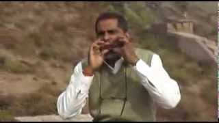 Mere naina sawan bhado ( lata ) - on harmonica