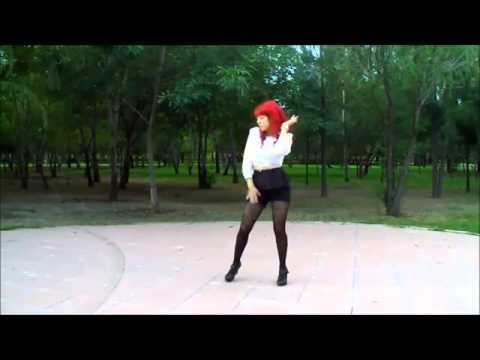 Jessica- Number Nine  T-ara  Dance Cover