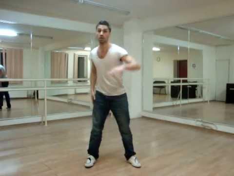 Курсы танцев. Урок 4 Экспресс курс клубного танца для мужчин (демонстрация)