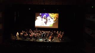 Shiki - Eau de Vie (Anime Concert 2014) live ????Yasuharu Takanashi (????)