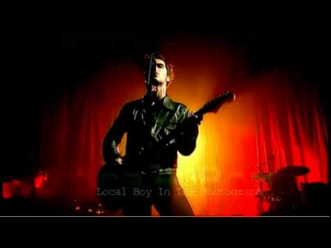Ben Jones Stereophonics commercial