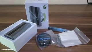 Электронный МОД Eleaf istick TC100w+RDA Kayfun V5  Aatomizer и набор для намотки