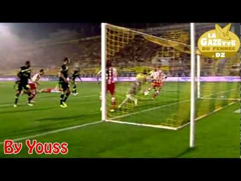 Rafik Djebbour ||Ραφίκ Τζιμπούρ Best Of Skills&Goals en Superleague HD [By Youss-LGDF]