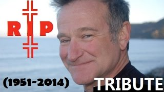R I P ╬ Robin Williams- Dead at 63 {Tribute} (1951-2014) ♥