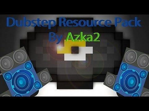 Minecraft Resource Pack Review - The Dubstep Pack