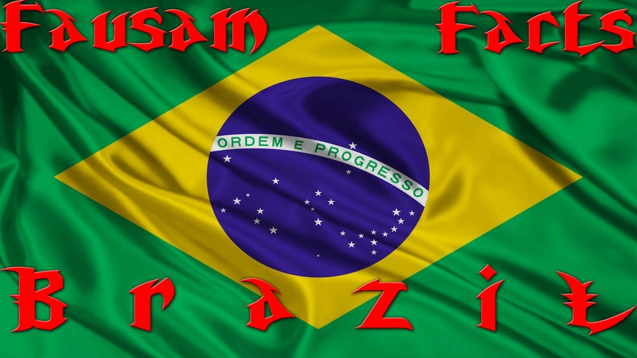 Morsomme fakta om Brasil