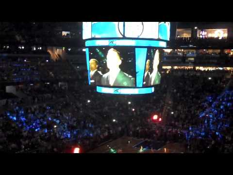 2014-15 Orlando Magic Opening Night Pre-Game Introductions