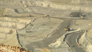 Rock Mining (Quarrying) Process