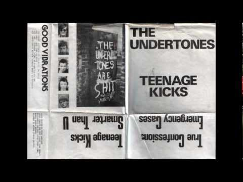 Teenage Kicks e.p. - The Undertones