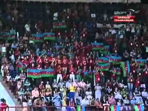 best of Azerbaijan sport
