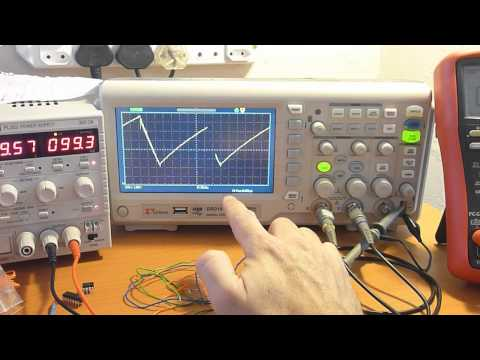Oscilloscope review / buyers guide / comparison: Xytron DSO1042CML / Atten ADS1042CML