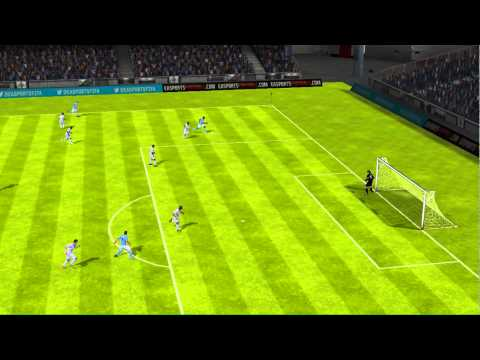 FIFA 14 iPhone/iPad - fresh FC vs. Deportes Tolima