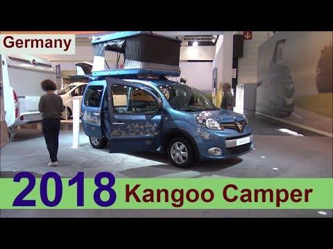 Renault Kangoo MiniCamper 2018