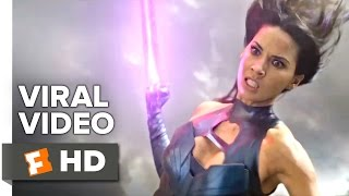 X-Men: Apocalypse VIRAL VIDEO - Psylocke (2016) - Olivia Munn, Nicholas Hoult Movie HD