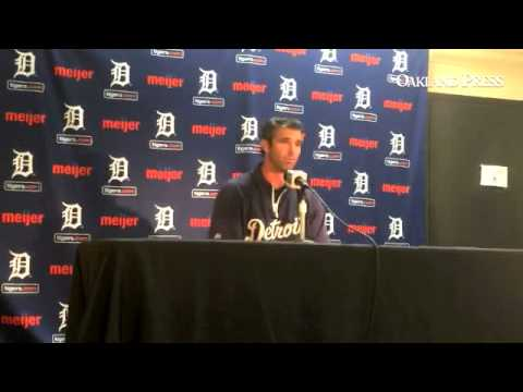 VIDEO: #Tigers manager Brad Ausmus on #WhiteSox ace Chris Sale plunking Victor Martinez.