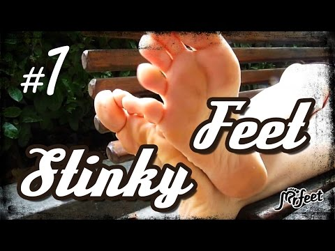 Mrfeettv - Stinky Feet. Female Sweaty Feet Foot Fetish. Smelly Sweat video