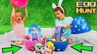 EIJACHT - Eierenjacht voor kinderen!