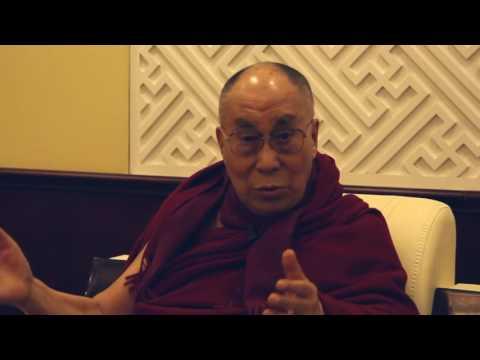 Далай-лама. Обращение к народу Монголии