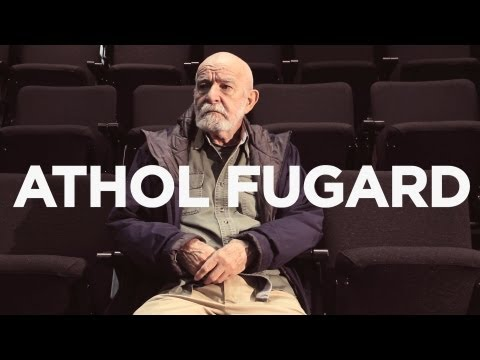 Athol Fugard on MY CHILDREN! MY AFRICA!