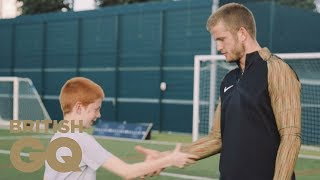 Six questions with Eric Dier | British GQ