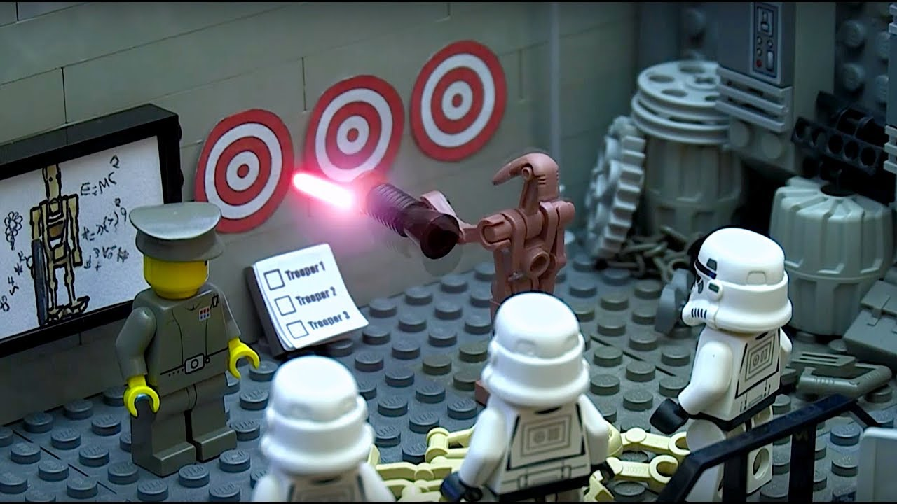 Lego star wars storm trippin 39 youtube - Croiseur interstellaire star wars lego ...