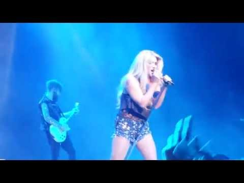 Kesha - Machine Gun Love - Live in São Paulo, Brazil