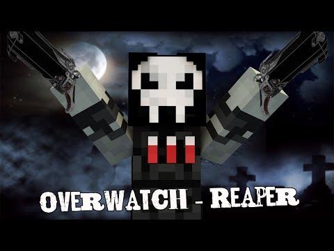 Minecraft : Overwatch Reaper เป็น Reaper ในเกม Overwatch ได้ง่ายๆ