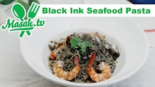 Black Ink Seafood Pasta | #269