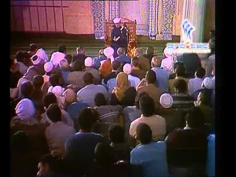 08- تفسير سورة  مريم - الآية ( 60 -- 72 ) - الشيخ متولي الشعراوي