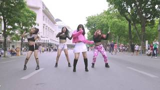 [KPOP IN PUBLIC CHALLENGE] BLACKPINK - DDU-DU DDU-DU (뚜두뚜두 ) DANCE COVER by SWEETIEZ