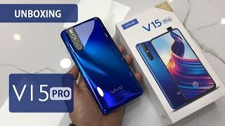 VIVO V15 PRO UNBOXING AND PRICE