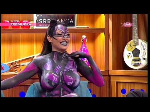Ami G Show: Gola Tamara Đurić