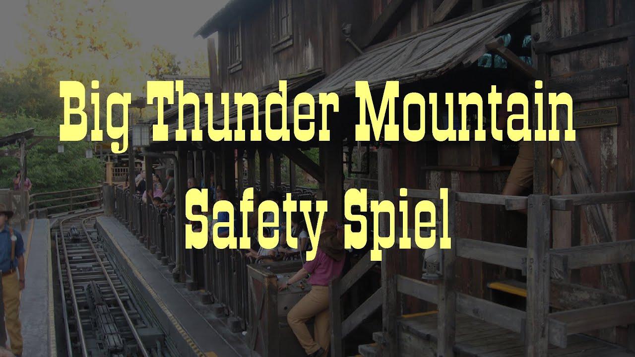 thunder spiel