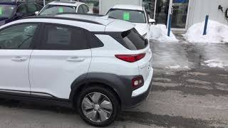 THE ALL NEW ALL ELECTRIC KONA EV ULTIMATE