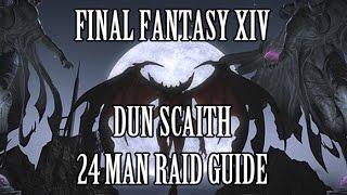 Final Fantasy XIV: Dun Scaith 24 Man Raid Guide