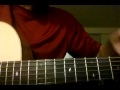 Andy McKee - Hunter's Moon - Practice Aid - Left Hand