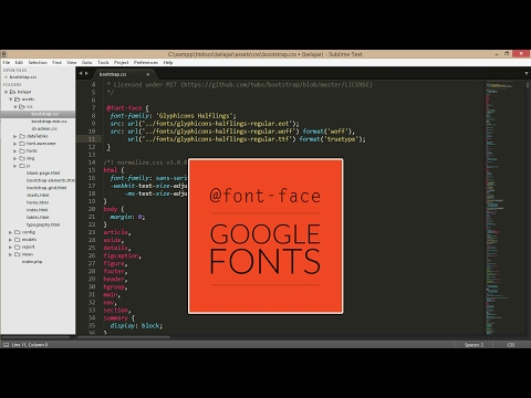Menambahkan Font Eksternal Kedalam Web dan Cara Menggunakannya (7)