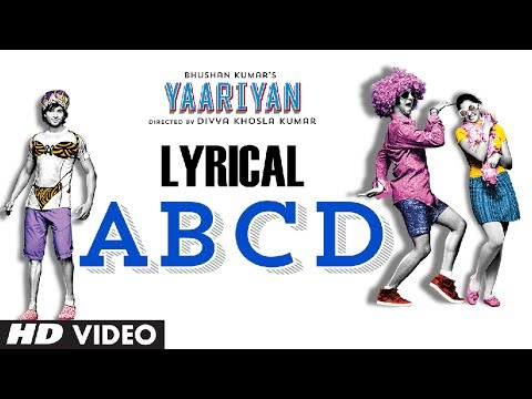 Yaariyan Abcd Feat. Yo Yo Honey Singh Full Song  Lyrical    Himansh Kohli, Rakul Preet