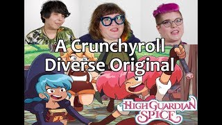 Crunchyroll's High Guardian Spice is Low Quality Drivel