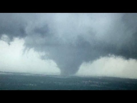Oklahoma Tornadoes: The Time to Address Climate Change is Now!