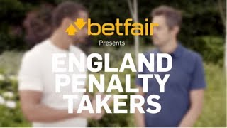 Rio's Top 5 England Penalty Takers