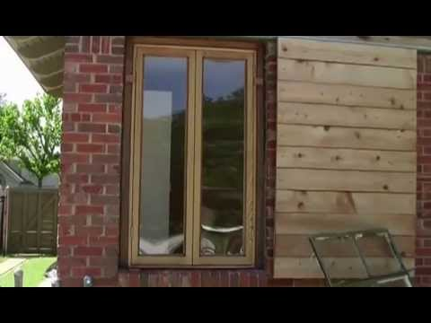 Andersen 100 window best practice install method how to for Installing casement windows