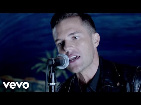 The Killers - Here With Me video
