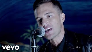 The Killers Here With Me Official Music Audio