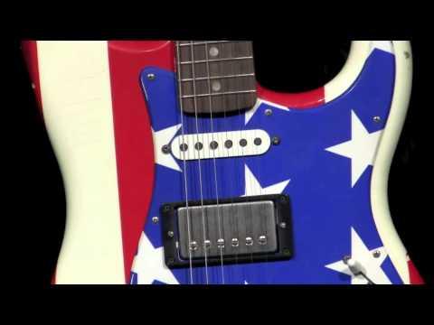 Fender Wayne Kramer Signature Strat - Sweetwater NAMM 2011