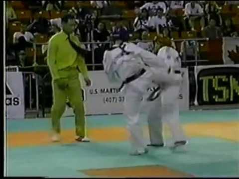 taekwondo peleas de colección 7